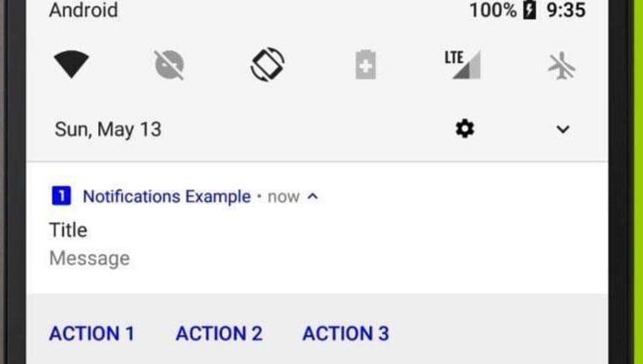 Action Buttons – Tính năng gia tăng lượng click cho chiến dịch